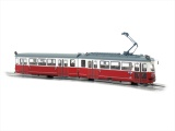 Halling WE1-523-S Wien E1 Nr. 4523, Standmodell ohne Antrieb H0
